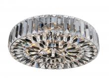 Kalco Allegri 025741-010-FR001 - Julien 4 Light Flush Mount
