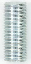 "Satco Products Inc. 90/2115 - Steel Nipple; Zinc plated; 1/4IP; 1/2"" Wide; 2-1/4"" Length"