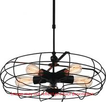 Crystal World 9606P18-5-130 - 5 Light Rust Pendant from our Pamela collection