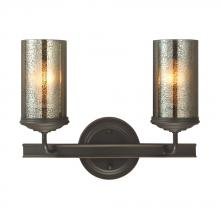 Sea Gull 4410402-715 - Two Light Wall / Bath