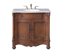 Elegant VF-1047 - 36 in. Single Bathroom Vanity